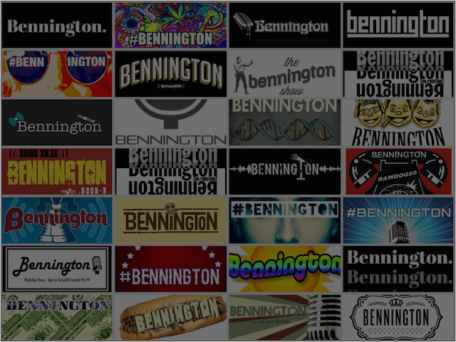 bennington super logo dark smaller